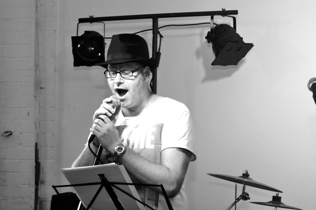 Singing the night away